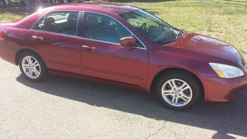 2006 Honda Accord LX Special Edition 4dr Sedan 5A - Knoxville TN