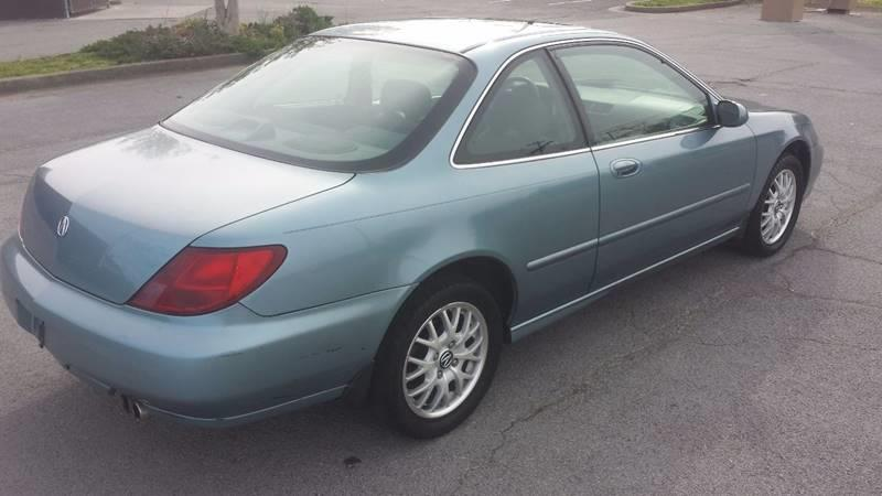 1999 Acura CL 3.0 2dr Coupe - Knoxville TN