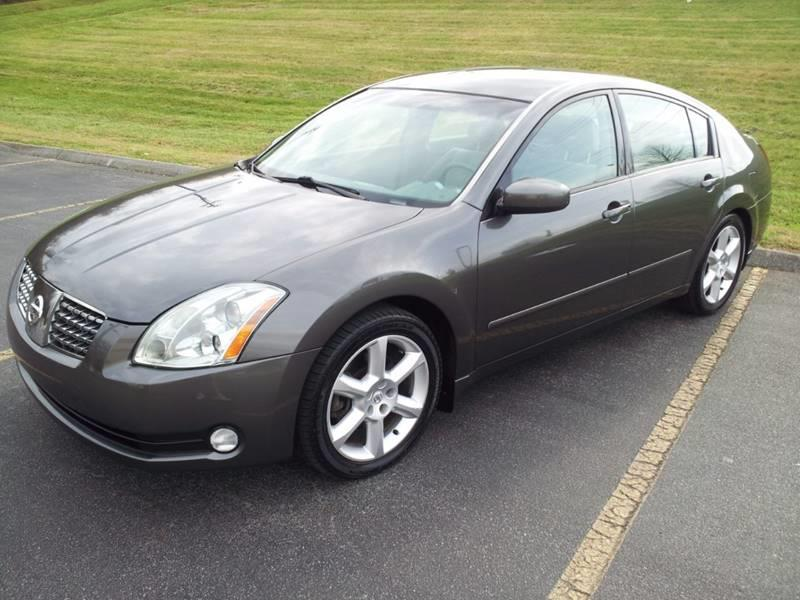 Awesome 2005 Nissan Maxima 3.5 SE 4dr Sedan   Knoxville TN