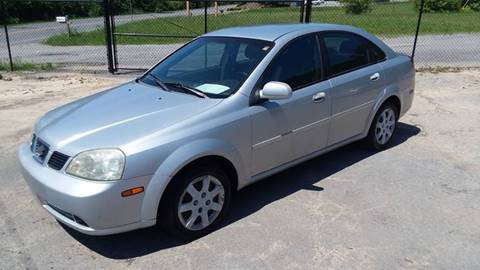 2004 Suzuki Forenza for sale in Knoxville, TN