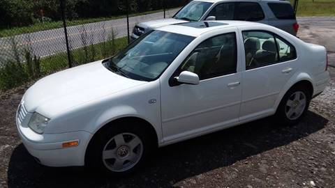 2001 Volkswagen Jetta for sale in Knoxville, TN