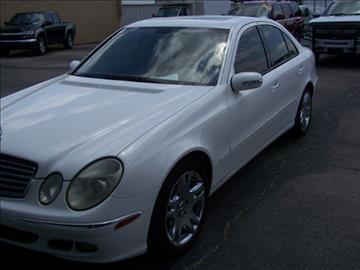 2006 Mercedes-Benz E-Class for sale in Midland, TX