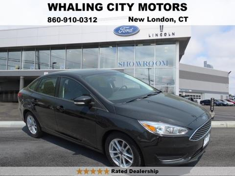 2015 Ford Focus for sale in New London, CT
