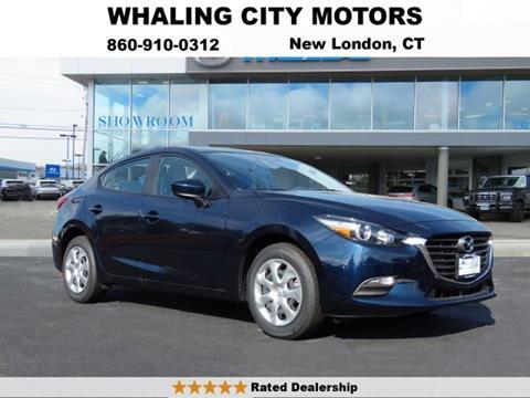 2017 Mazda MAZDA3 for sale in New London, CT