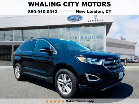 2016 Ford Edge for sale in New London CT