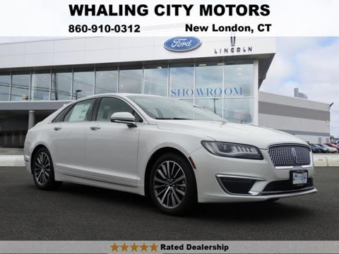 2017 Lincoln MKZ for sale in New London, CT