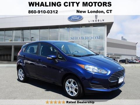 2016 Ford Fiesta for sale in New London CT