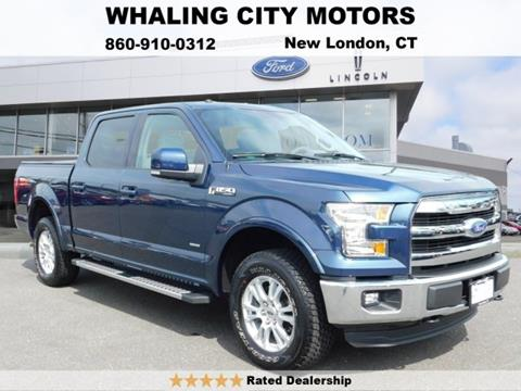 2016 Ford F-150 for sale in New London CT