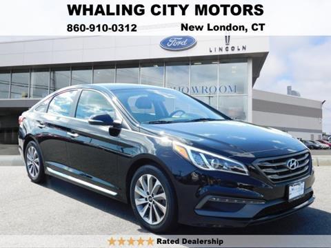 2015 Hyundai Sonata for sale in New London, CT