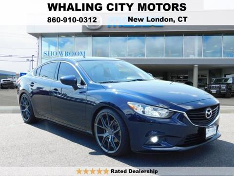 2016 Mazda MAZDA6 for sale in New London, CT