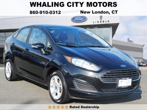 2015 Ford Fiesta for sale in New London CT