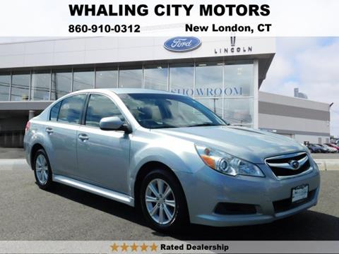2012 Subaru Legacy for sale in New London CT