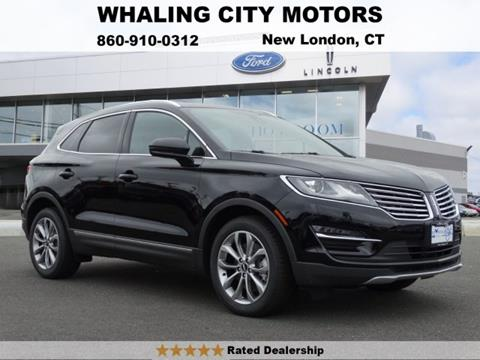 2017 Lincoln MKC for sale in New London CT