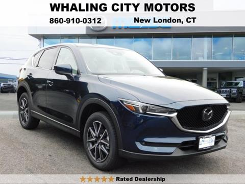2017 Mazda CX-5 for sale in New London, CT