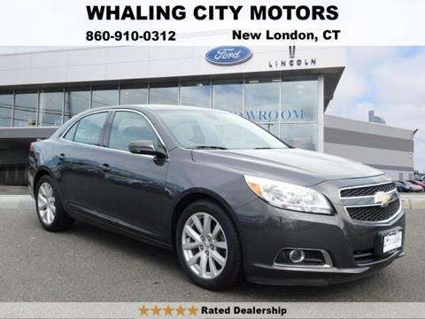 2013 Chevrolet Malibu for sale in New London, CT