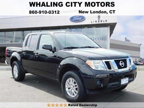 2016 Nissan Frontier for sale in New London CT