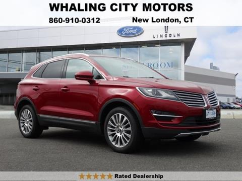 2017 Lincoln MKC for sale in New London, CT