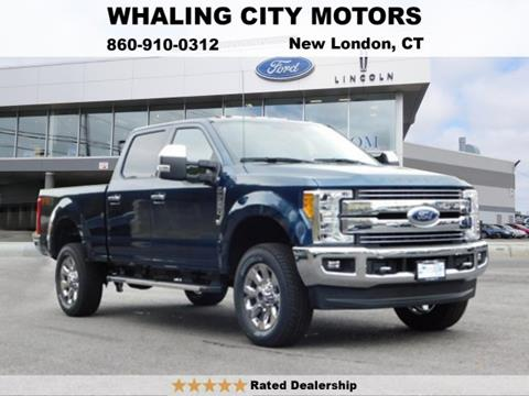2017 Ford F-250 Super Duty for sale in New London, CT