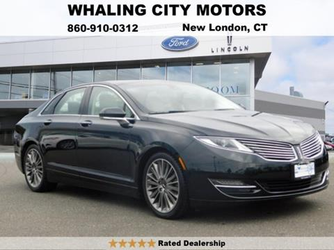2014 Lincoln MKZ for sale in New London CT