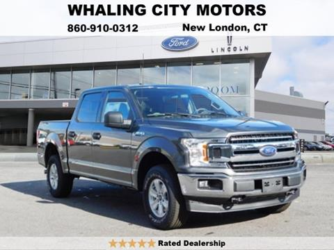 2018 Ford F-150 for sale in New London CT