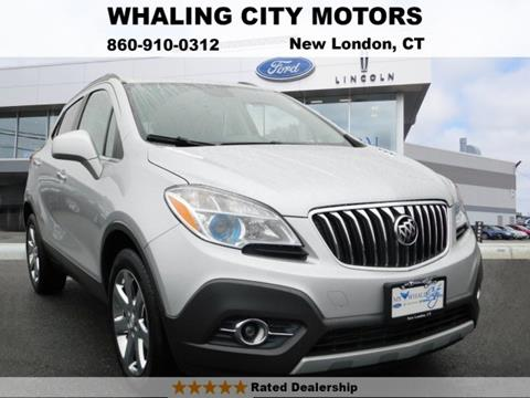 2013 Buick Encore for sale in New London, CT