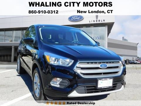 2017 Ford Escape for sale in New London, CT