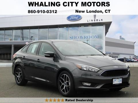 2017 Ford Focus for sale in New London CT