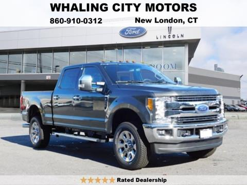 2017 Ford F-350 Super Duty for sale in New London CT