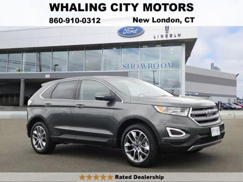 2018 Ford Edge for sale in New London, CT