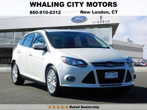 2014 Ford Focus for sale in New London, CT