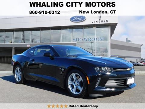 2016 Chevrolet Camaro for sale in New London, CT