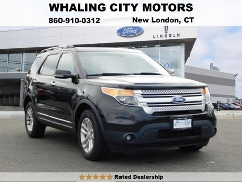 2013 Ford Explorer for sale in New London, CT