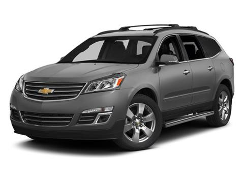 2013 Chevrolet Traverse for sale in New London CT
