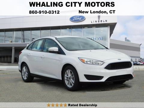 2017 Ford Focus for sale in New London, CT