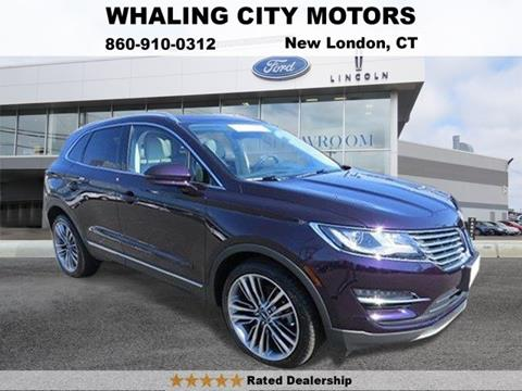 2015 Lincoln MKC for sale in New London, CT