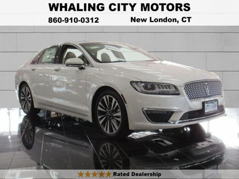 2019 Lincoln MKZ for sale in New London, CT