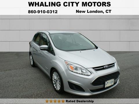 2018 Ford C-MAX Hybrid for sale in New London, CT