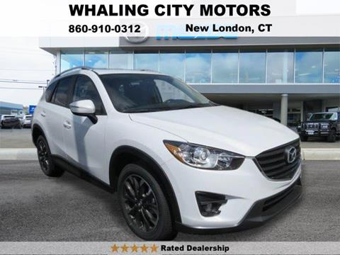 2016 Mazda CX-5 for sale in New London CT