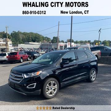 Whaling City Ford >> Whaling City Ford Lincoln Mazda New London Ct Inventory