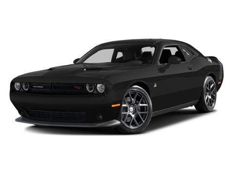 2016 Dodge Challenger for sale in New London, CT