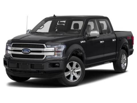 2019 Ford F-150 for sale at WHALING CITY FORD LINCOLN MAZDA in New London CT