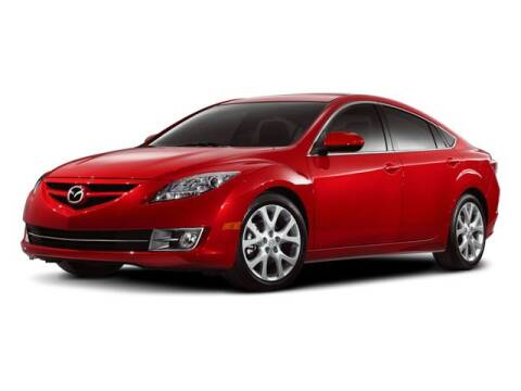 2009 Mazda MAZDA6 i Touring for sale at WHALING CITY FORD LINCOLN MAZDA in New London CT
