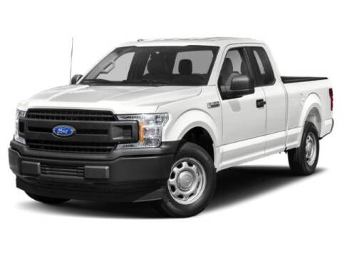 2020 Ford F-150 for sale at WHALING CITY FORD LINCOLN MAZDA in New London CT