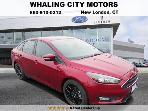 2016 Ford Focus for sale in New London CT