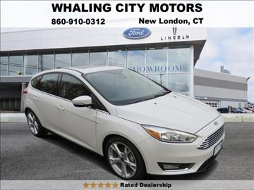 2016 Ford Focus for sale in New London, CT