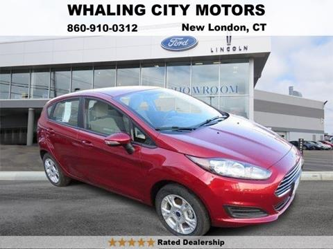 2016 Ford Fiesta for sale in New London, CT