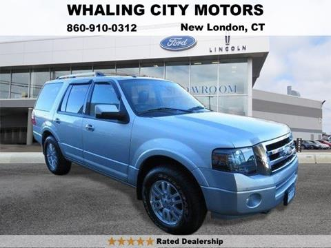 2012 Ford Expedition for sale in New London, CT