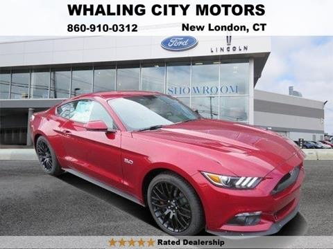 2017 Ford Mustang for sale in New London, CT