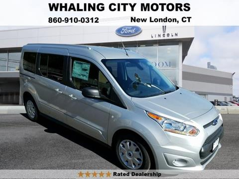 2017 Ford Transit Connect Wagon for sale in New London CT