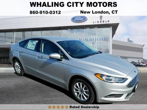 2017 Ford Fusion for sale in New London CT